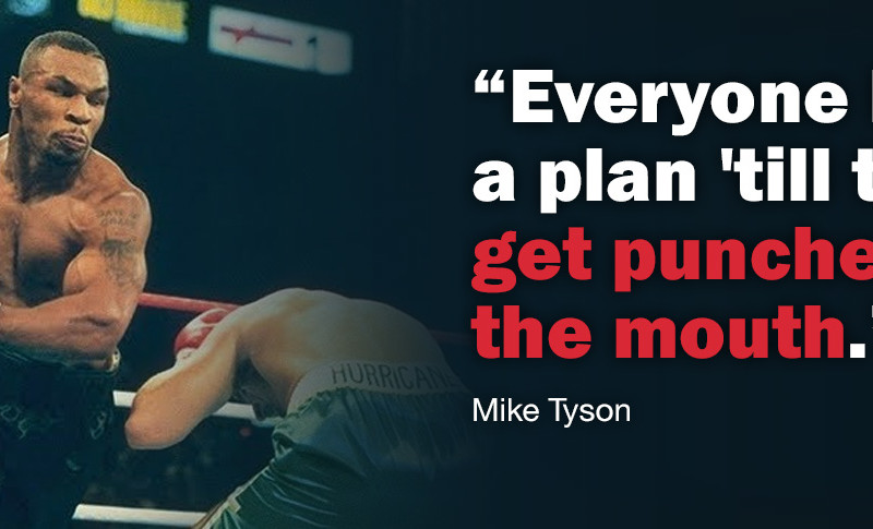 how to win mike tyson