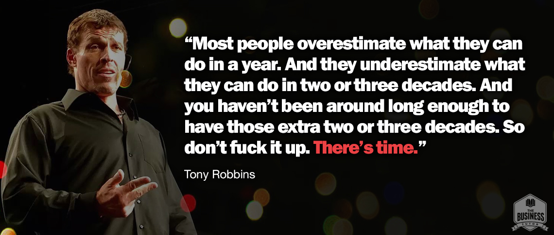 Great Tony Robbins Quote When Talking To A Man With Suicidal Thoughts